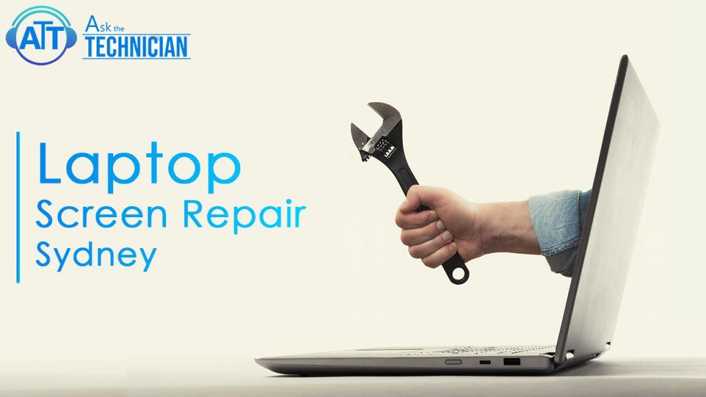 Laptop Screen Repair in Sydney